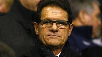 Fabio Capello ist zerknirscht: Rücktritt als England-Coach.