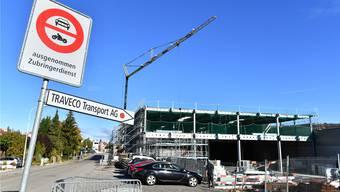 Die Bauherrschaft des Handelszentrums Industriestrasse West ist bis heute mit Beschwerden konfrontiert, die gerichtlich geklärt werden müssen. Bruno Kissling
