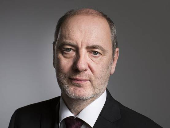 Bundesrichter Yves Donzallaz.