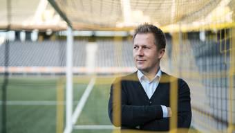Christoph Spycher macht bei YB einen überragenden Job. Er wäre geeignet als Manager der Nati.
