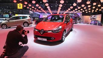 Der Unternehmenswert, den Renault am Donnerstag durch den Kurssturz einbüsste, entspricht in etwa 370'000 Neuwagen des Modells Clio.