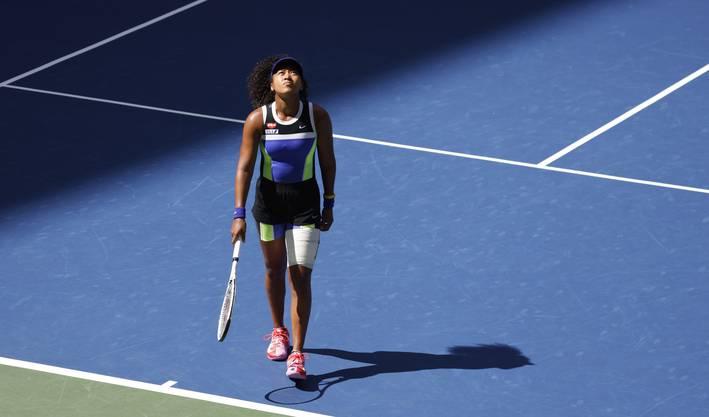 Naomi Osaka steht bei den US Open nicht nur deshalb im Fokus, weil sie in den Halbfinals steht, sondern auch, weil jedes Spiel auch ein Statement ist.