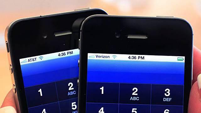iPhones von Apple finden reissenden Absatz