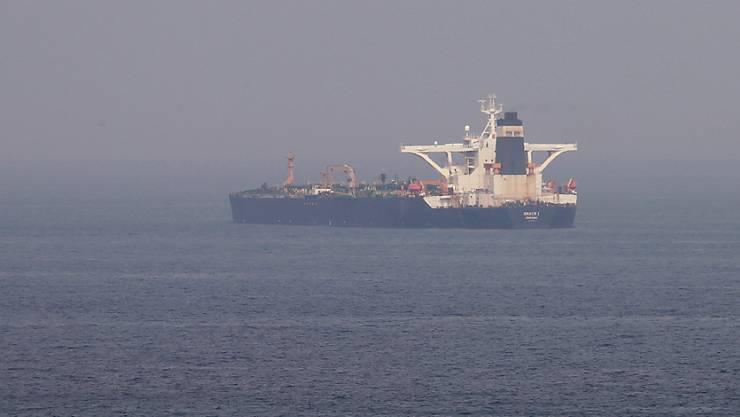 In der Strasse von Hormus soll das Mullah-Regime von Iran am Freitagabend erneut ausländische Tanker zumindest zeitweise festgesetzt haben. (Symbolbild)