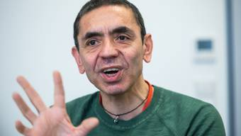 """Biontech-Chef Ugur Sahin spricht von einem """"Meilenstein"""" im Kampf gegen das Virus."""