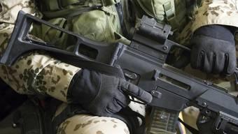 Ein US-Soldat hat sich für den Tod von afghanischen Zivilisten zu verantworten (Symbolbild)