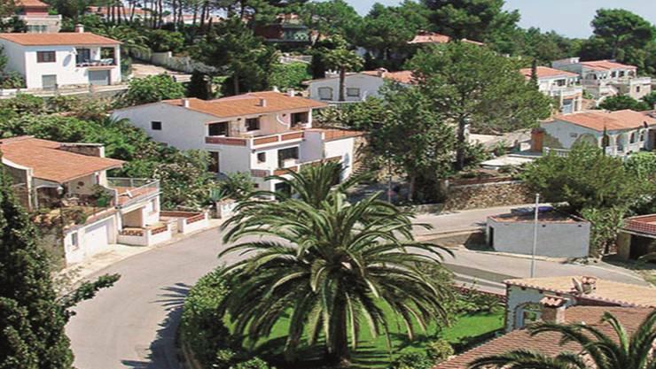Feriensiedlung Playa Brava: Hier befindet sich der Firmensitz.ZVG