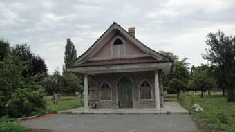 Das Lusthäuschen soll als Quartier- und Begegnungszentrum erhalten bleiben.