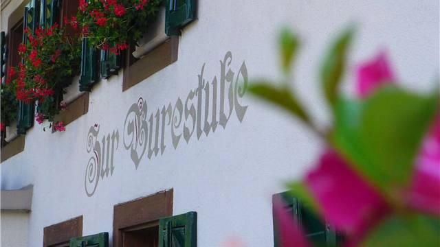 Ende September gibt es einen Wirtewechsel im Restaurant «Zur Burestube».
