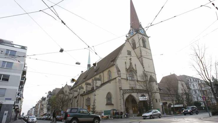 Heiliggeistkirche in Basel