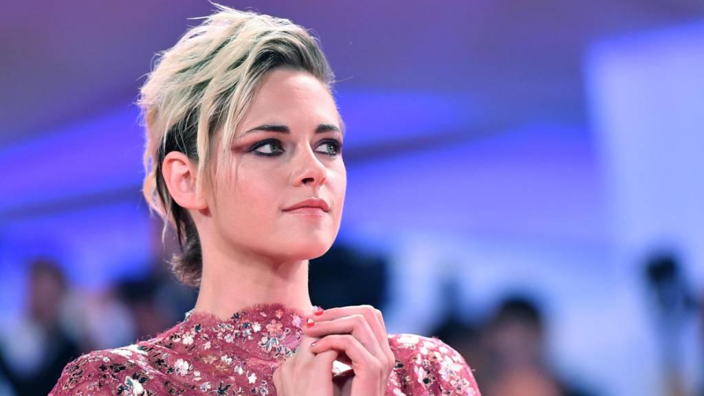 Kristen Stewart wird am Zurich Film Festival ausgezeichnet