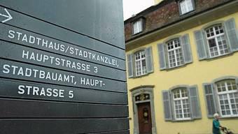 Brugg hat in den vergangenen 120 Jahren mit vier Gemeinden fusioniert. Im Bild: das Stadthaus.