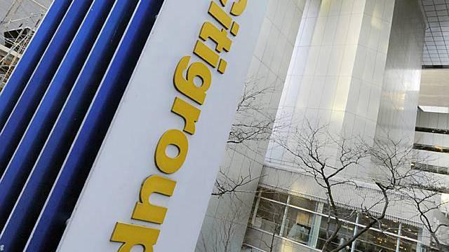 Wieder in den schwarzen Zahlen: Citigroup