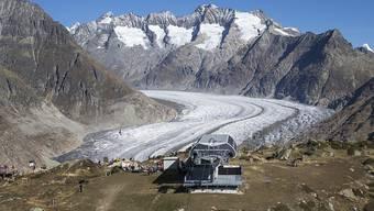 Unsere Kinder treffen heute andere Gletscher an als wir vor 30 Jahren. Am Gletscherschwund manifestiert sich die Verletzlichkeit der Schweiz besonders deutlich.