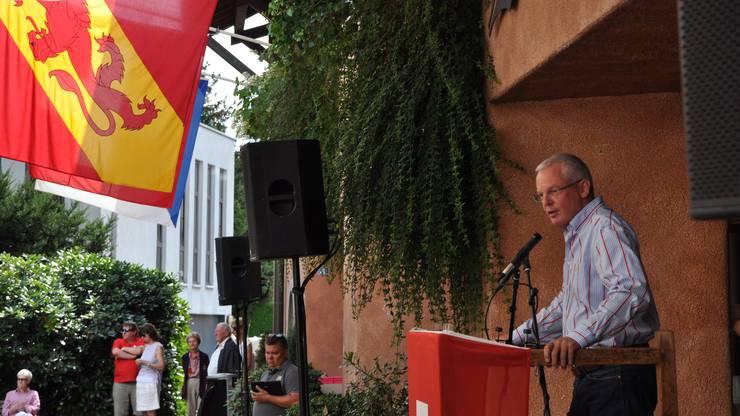 Linder sagte, der Gemeinderat sei auf die Erfahrungen aller Üdiker angewiesen: «So können wir für alle, für die Gemeinde, für unseren Üdiker Löwen politisch erfolgreich arbeiten.»