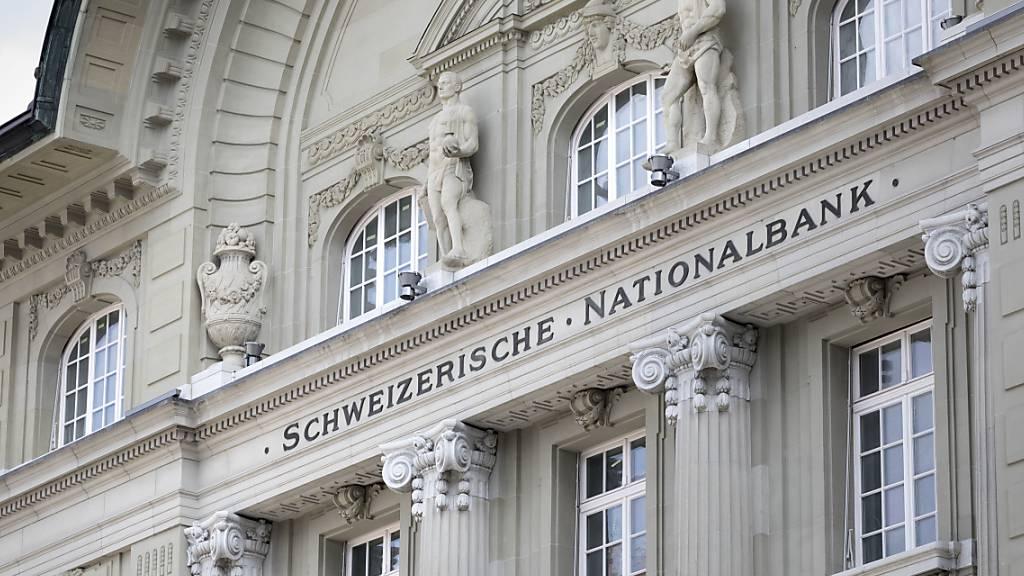 SNB dürfte Jahresgewinn von fast 25 Milliarden Franken ausweisen