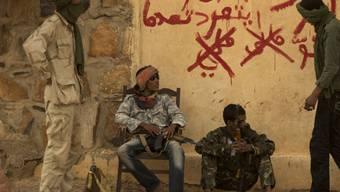 Mitglieder der Nationalen Befreiungsbewegung von Azawad (Archiv)