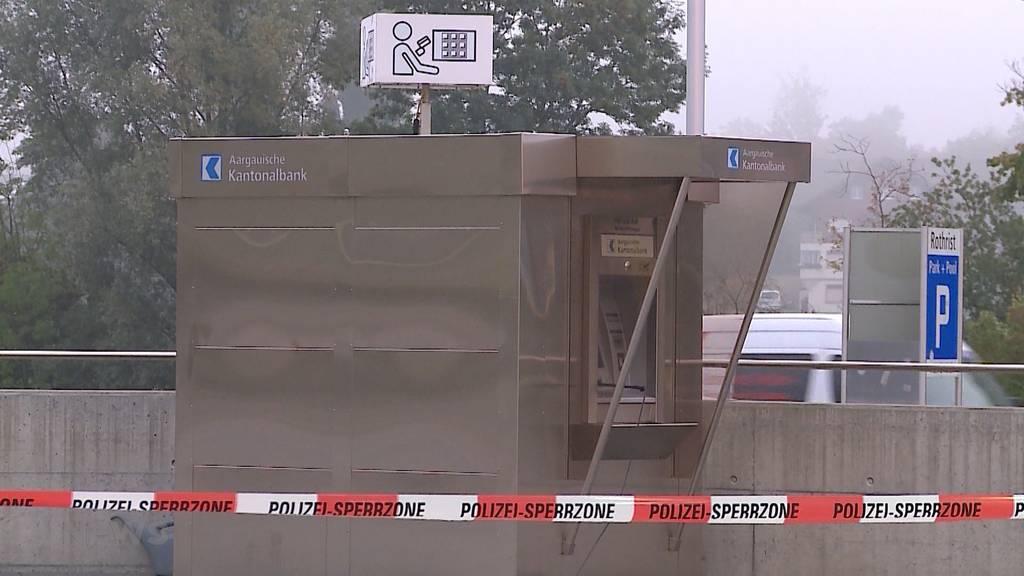 Dritter Vorfall im Mittelland: Schon wieder wird ein Bankomat gesprengt