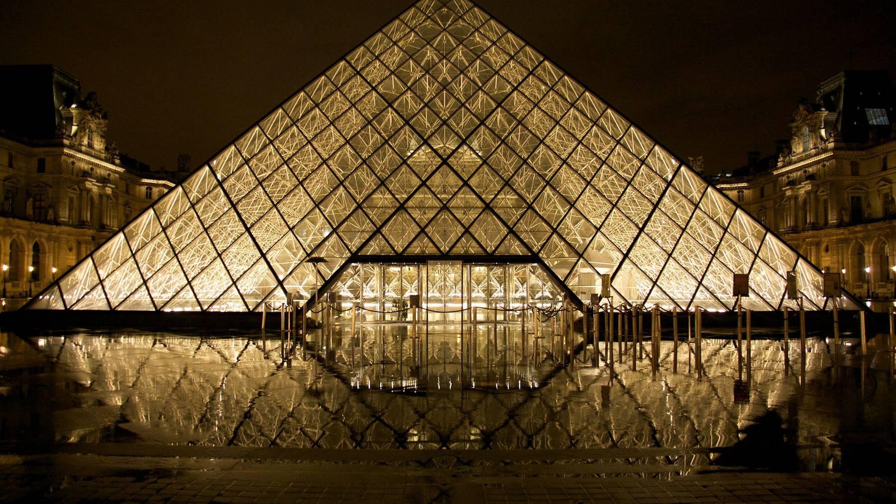 Paris: Der Louvre ist wieder offen