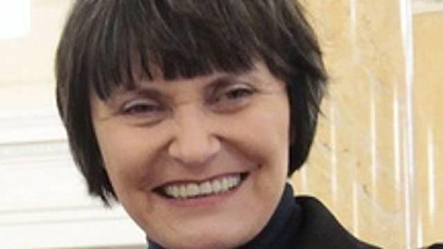 Bundesrätin Micheline Calmy-Rey (Archiv)