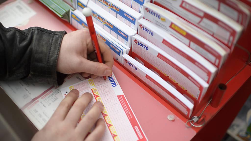 Wie gewonnen, so zerronnen: Lottospieler holt Geld nicht ab