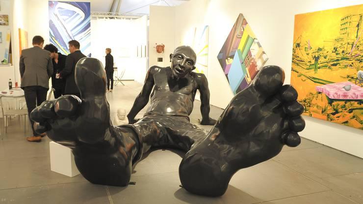 BIG FOOT von Idan Zareski