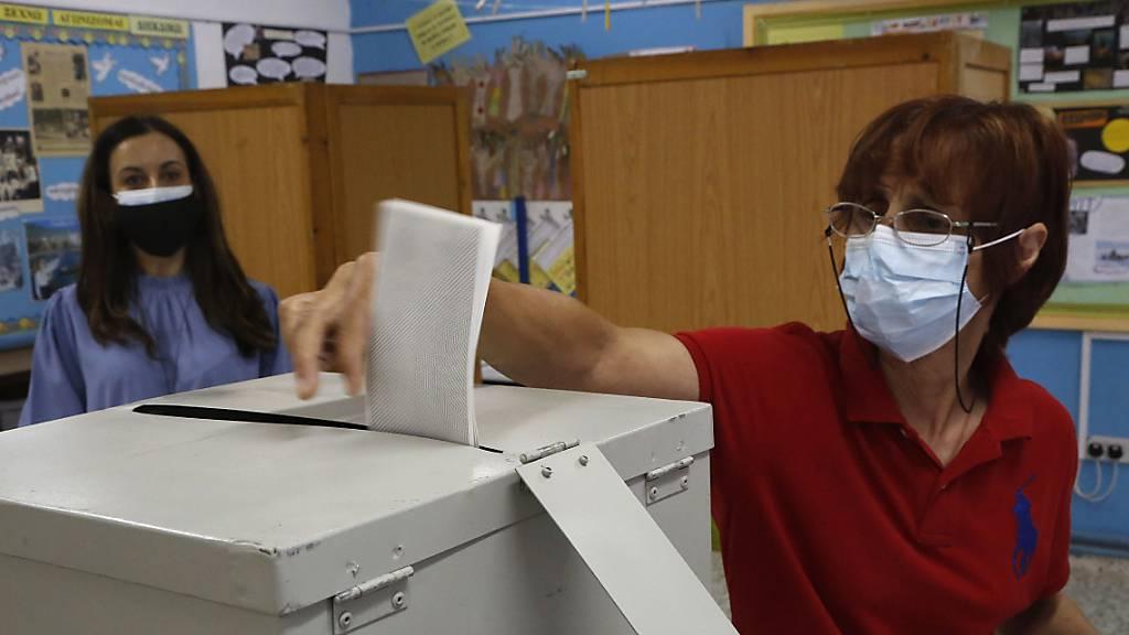 Kopf-an-Kopf-Rennen bei zyprischen Parlamentswahlen
