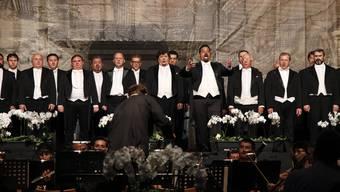 Grosse Solistengala an den vergangenen Solothurn Classics 2012