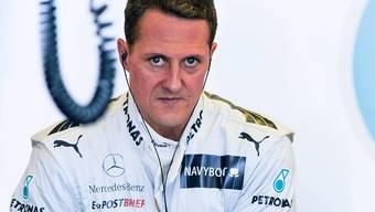 Michael Schumacher hat noch einen langen Weg vor sich