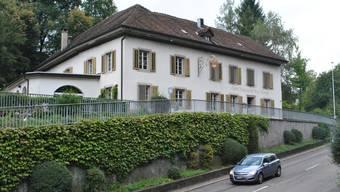 Die International School ist provisorisch im ehemaligen Restaurant Hotel Drei Könige in Rheinfelden untergebracht.
