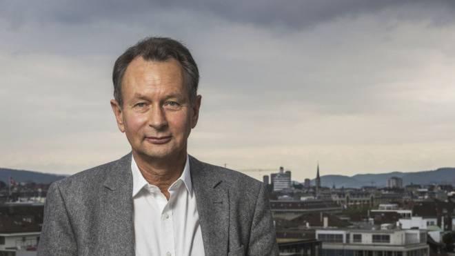 FDP-Parteipräsident Philipp Müller: «Wir halten am Schulterschluss fest.» Foto: Keystone/Pascal Mora