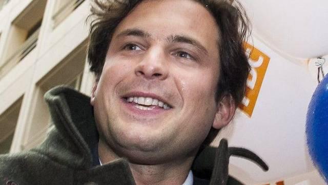 Eroberte den frei werdenden Sitz für die CVP: Guillaume Barazzone