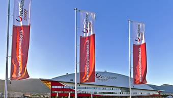 Eine Möglichkeit bestünde darin, dass ein Donator die Namensrechte des Velodrome Suisse erwerben könnte.