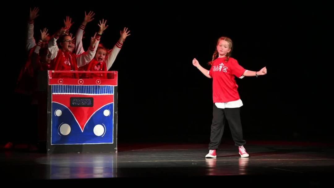 Grenchner Tanzschule Move! bot eine mitreissende Show