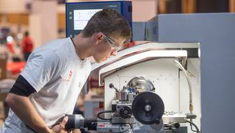Polymechaniker wechseln nach dem Lehrabschluss häufig ihren Beruf.