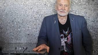 Auch mit 89 lässt der Mond ihn nicht los: Buzz Aldrin, der zweite Mann auf dem Mond, präsentierte am Starmus-Festival die Pläne der Nasa für weitere Mond-Missionen. Und seine eigenen Ideen dazu.
