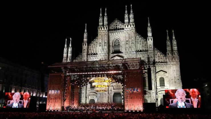 Mailand eröffnet die Weltausstellung