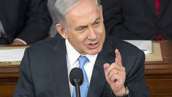 Israels Ministerpräsident Benjamin Netanjahu hat am heutigen Samstag einen speziellen Rekord bei der Amtszeit erzielt. (Archivbild)