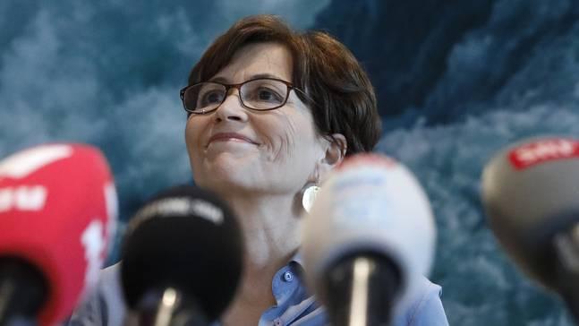 Regula Rytz weiss: Sie hat das Momentum auf ihrer Seite. Doch schafft sie den Sprung in die Landesregierung?