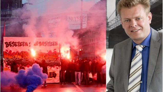 Berns Sicherheitsdirektor Reto Nause will gegen Facebook klagen