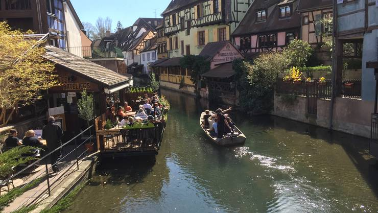 Colmar, auch Klein-Venedig genannt.