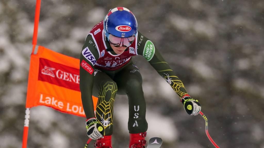 Shiffrin will Ende November in Levi in den Weltcup zurückkehren