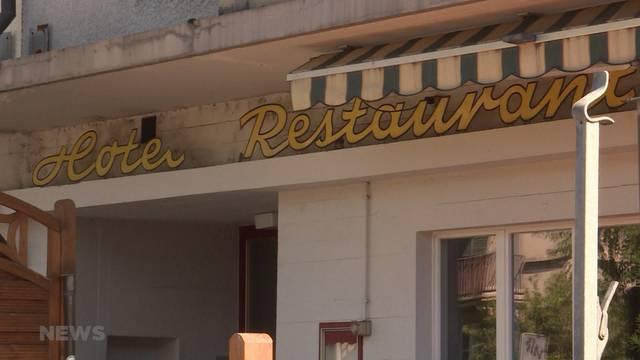"""Hotel-Restaurant """"Bahnhof Süd"""" in Bümpliz evakuiert"""