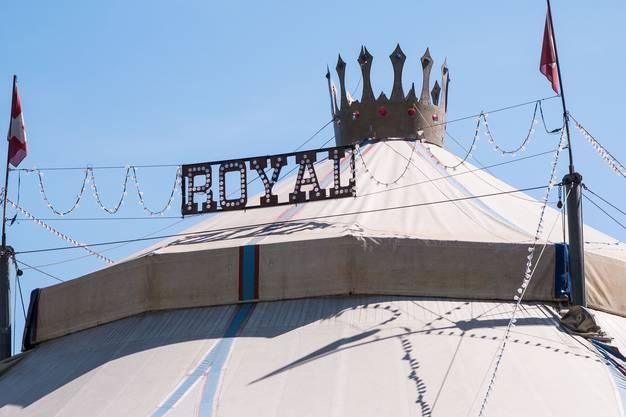 Im Frühling 2018 startete der Circus Royal in seine zweitletzte Saison.