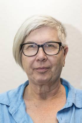 Patrizia Bertschi, Präsidentin Verein Netzwerk Asyl Aargau