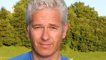 Herbert Koitzsch, Trainer des FC Lenzburg.