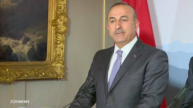 Kontroverse um Auftritts-Absage für türkischen Aussenminister