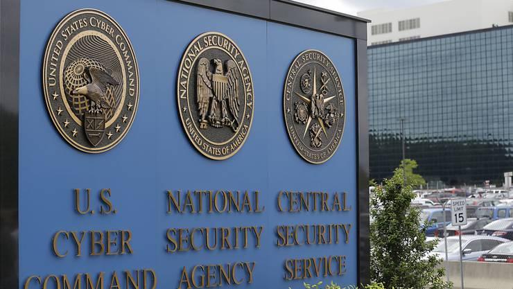 Der US-Geheimdienst NSA stellt ab Sonntag das massenhafte Sammeln von Telefonverbindungsdaten ein (Archivbild).