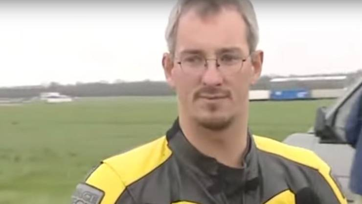 Patrik Furstenhoff – mit grosser Wahrscheinlichkeit der «Ghost Rider»