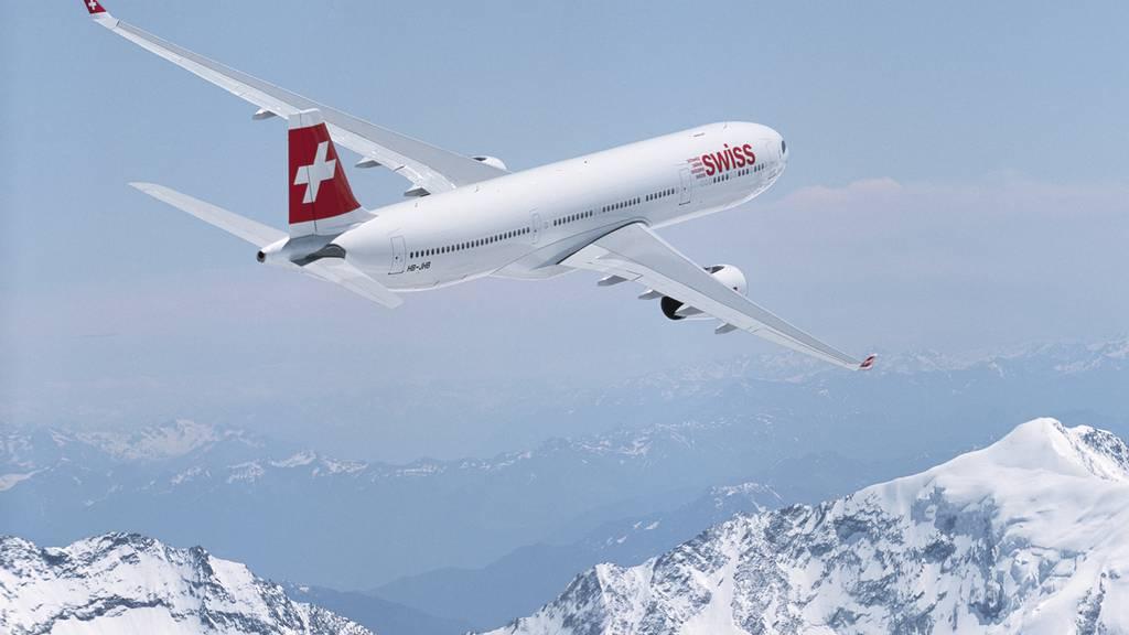 Swiss streicht wegen Coronavirus China-Flüge